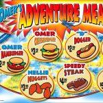 kid friendly adventure meals